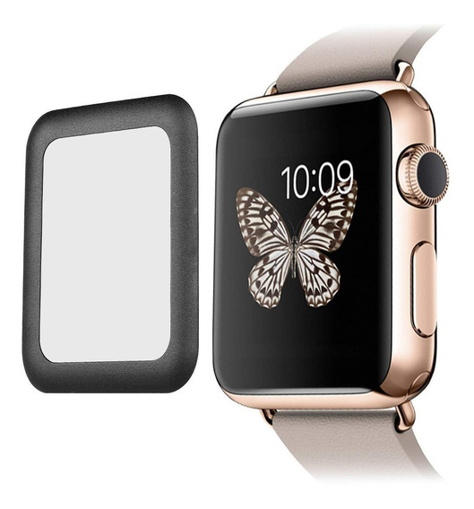 Película Relógio Apple Watch Nano Gel 5d 44 42 40 38