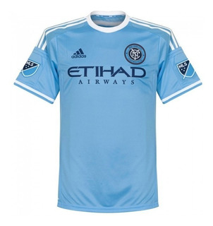 Camisa New York City Home 15-16 Importada