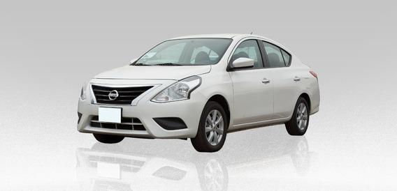 Nissan Versa Sense 1.6l 2019 Blanco 4 Puertas