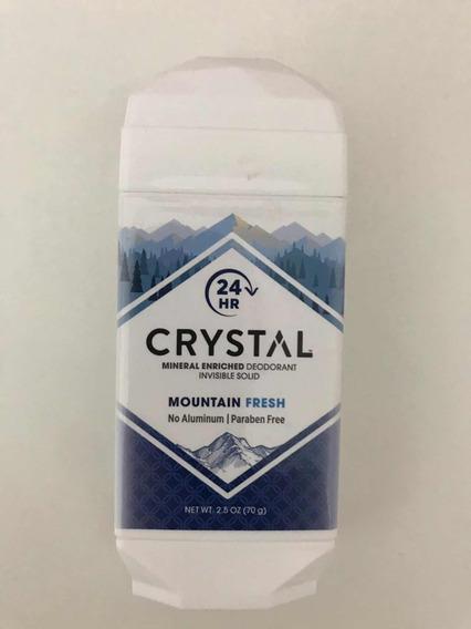 Desodorante Sem Alumínio - Crystal