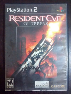 Resident Evil Outbreak - Ps2 - Game Freaks