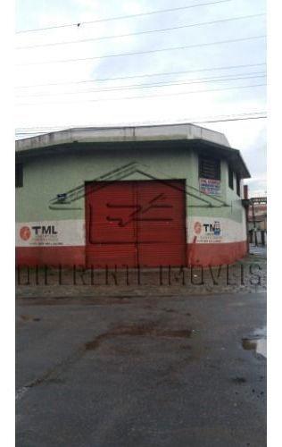 Imagem 1 de 9 de Galpão 480 M² Na Vila Guilherme !!