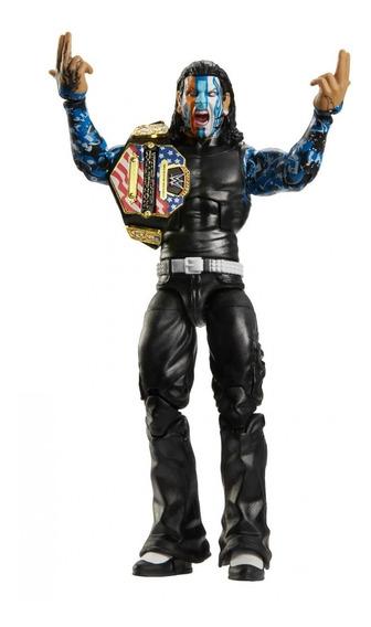 Wwe Elite - Jeff Hardy Series 67 Mattel