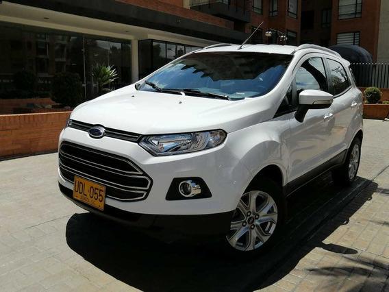 Ford Ecosport Titanium Aut 4x2