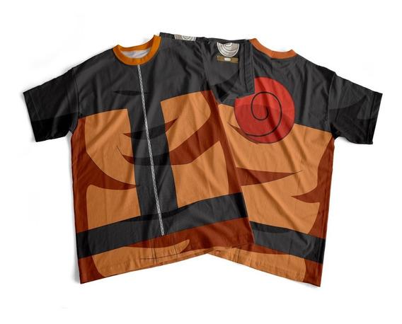Camiseta Naruto 3d