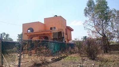 Casa En Venta En Fraccionamiento Campestre En Lomas De Comanjilla,a Unos Minutos Del Puerto Interior