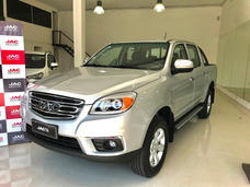 Jac Motors T6 Luxury 4x4 Pick Up 0km 2019