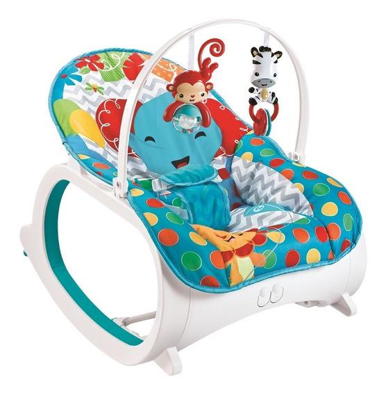 Cadeirinha De Descanso Bebê Vibratória Menino Menina