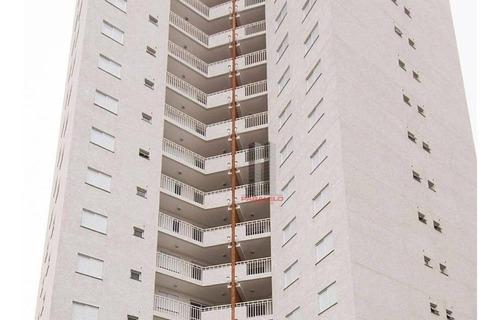 Apartamento Com 2 Dormitórios À Venda, 55 M² Por R$ 375.000 - Vila Prudente - São Paulo/sp - Ap2972