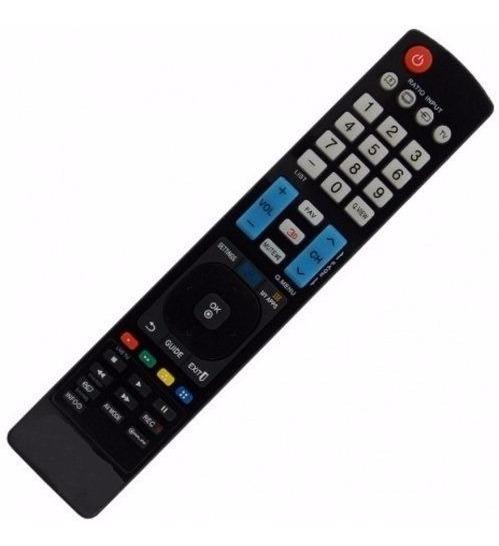 Controle Remoto Lg Tv Lcd / Led 3d Smart Akb73615319
