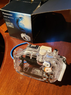 Cofre Para Buceo Camara Panasonic Lumix (marine Case)