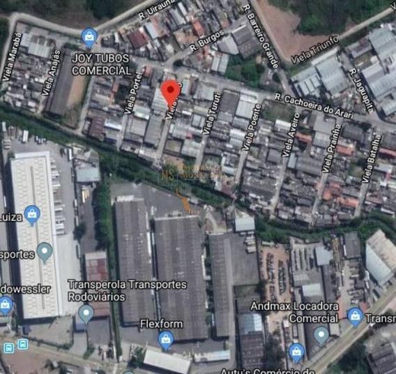 Terreno Em Cidade Parque São Luiz, Guarulhos/sp De 0m² À Venda Por R$ 1.000.000,00 - Te332131