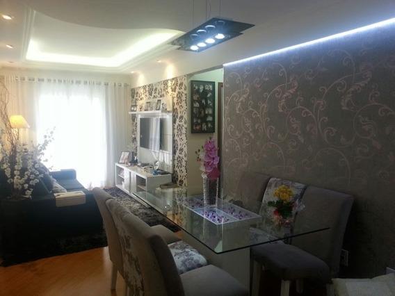 Apartamento 67m 2 Dormitorios 1 Suite 2vgs São Caetano Sul