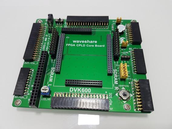Placa Expansão Waveshare Fpga Cpld Dvk600 Core Ep2c