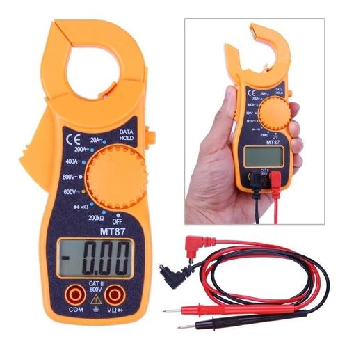 Tester Digital Multimetro Incluye Baterias Tienda Cod 885