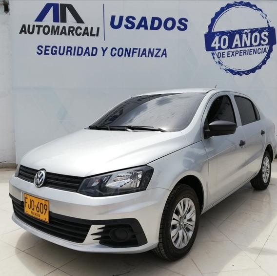 Volkswagen Voyage Trendline Modelo: 2019