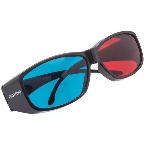 Óculos 3d Positivo Excelente Qualidade E Durabilidade