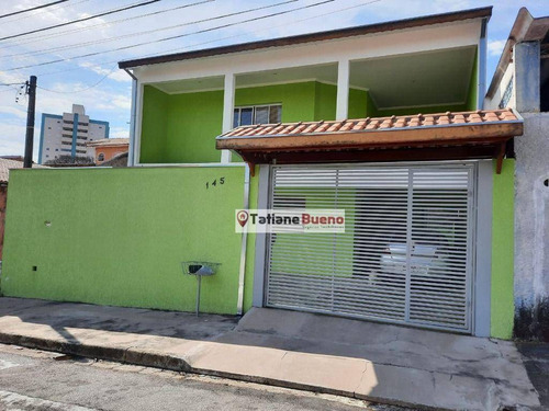 Imagem 1 de 28 de Casa Com 3 Dormitórios À Venda, 222 M² Por R$ 485.000,00 - Jardim Uirá - São José Dos Campos/sp - Ca2555