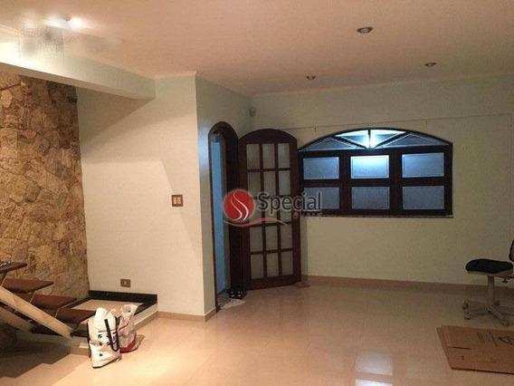 Sobrado Com 3 Dormitórios À Venda, 210 M² - Parque São Jorge - São Paulo/sp - So7083