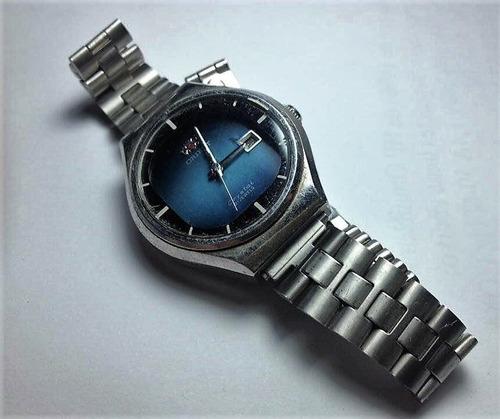 Relógio Oriente Crystal 21 Jewels (antigo)