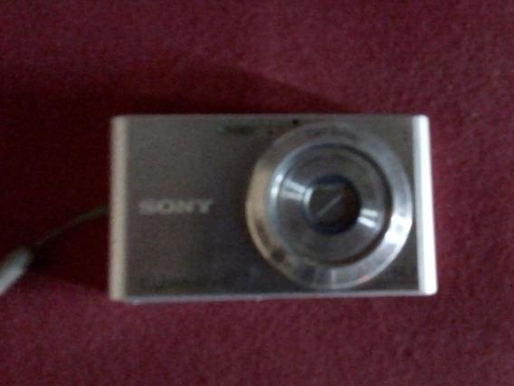 Câmera Digital Sony So Falta Carregador