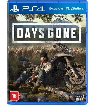 Days Gone Locação 10 Dias Original 2 Português