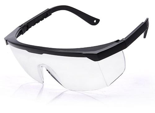 Gafas Plasticas Transparentes Con Patas Ajustables