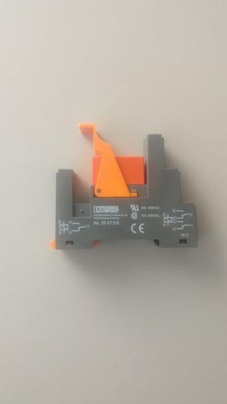 Rele Interface Acoplador Phoenix Contact 24v 1na+1nf - 5pç