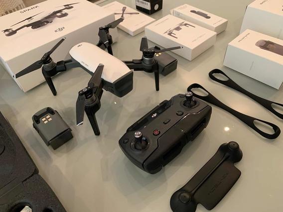 Drone Dji Spark Completo + Acessorios