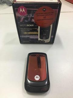 Celular Motorola Motorokr Em28 Na Caixa