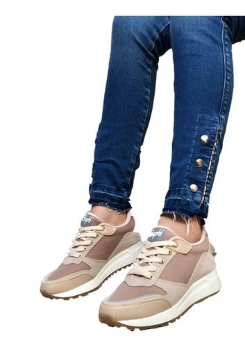 Zapato Deportivo Para Dama, Calidad Colombiana