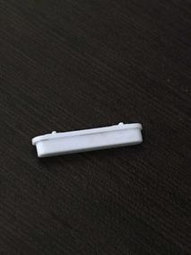 Botão Volume Tablet Multilaser M7s Branco