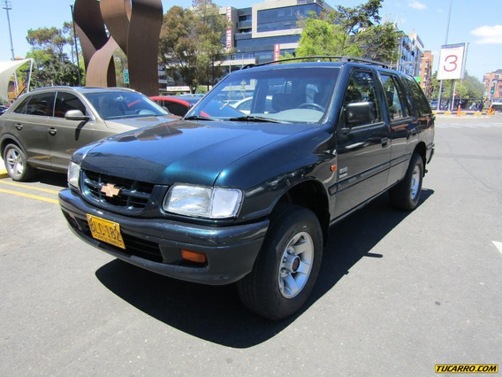 Chevrolet Rodeo V6 3.2 Mt