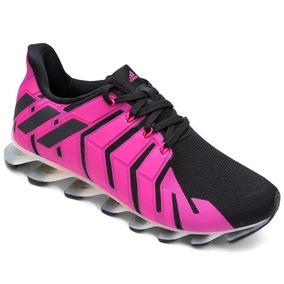 Tênis adidas Springblade Pro - Pink E Preto - Liquidação