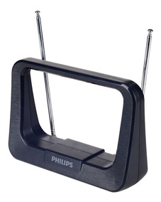 Antena Digital Interna Sdv1126x/55 Philips Hdtv Uhf Vhf Fm