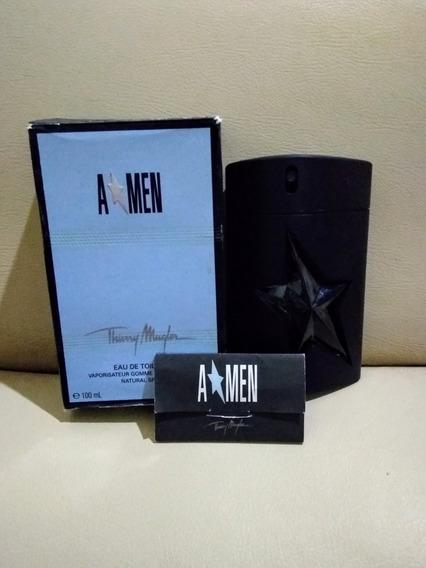 Perfume A Men Thierry Mugler Vintage - Lote 2008