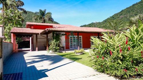 Casa Para Venda Em Ubatuba, Recanto Da Lagoinha, 3 Dormitórios, 1 Suíte, 1 Banheiro, 8 Vagas - 1366_2-1179000