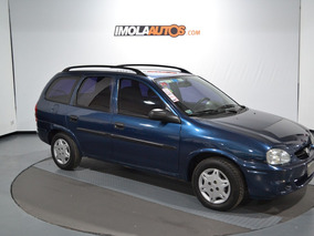 Chevrolet Corsa Wagon 1.6 Gl 2006 Imolaautos-