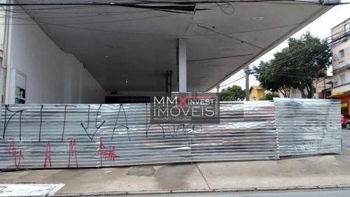 Imagem 1 de 1 de Terreno À Venda, 480 M² Por R$ 1.800.000,00 - Casa Verde Média - São Paulo/sp - Te0314