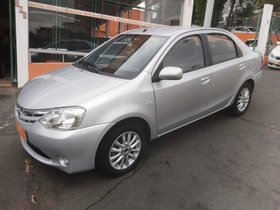 Toyota Etios Sedan 1.5 16v 4p Xls Flex