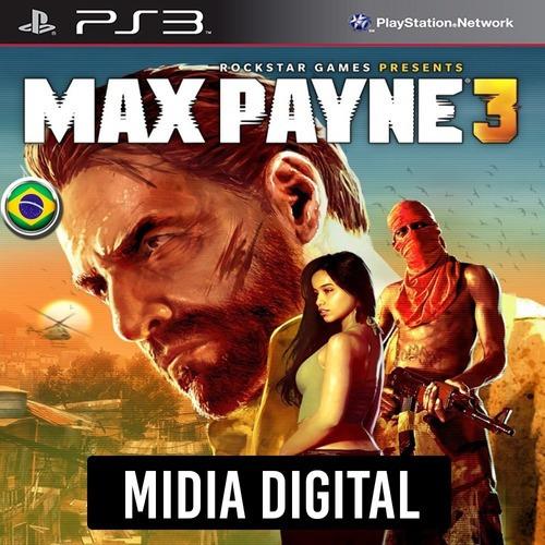 Max Payne 3 - Ps3 Psn*