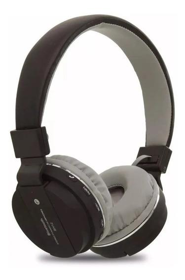 Headphone Bluetooth Mp3 Fm Micro Sd Com Microfone Altomex