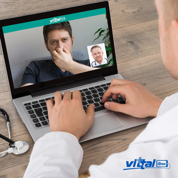 Vittal Idoc Consultas Médicas Online Y Recetas Online