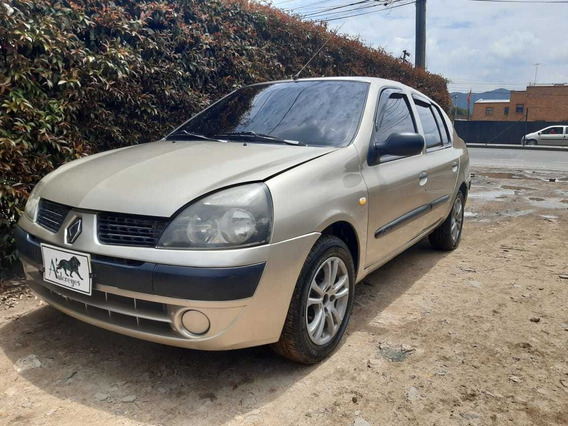 Renault Symbol Authentique 1.4 Cc Mt 2004