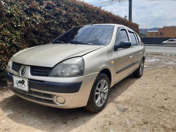 Renault Symbol Authentique 1.4 Cc Mt 2004