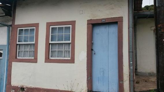 Casa Com 5 Quartos Para Comprar No Barra Em Ouro Preto/mg - 79