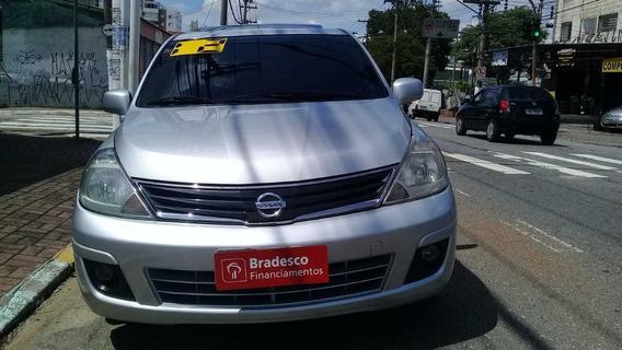 Nissan Tiida 2012 1.8 Sl Flex Aut. 5p - Esquina Automoveis