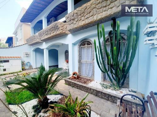 Casa À Venda, 327 M² Por R$ 1.300.000,00 - Vila Valqueire - Rio De Janeiro/rj - Ca0141