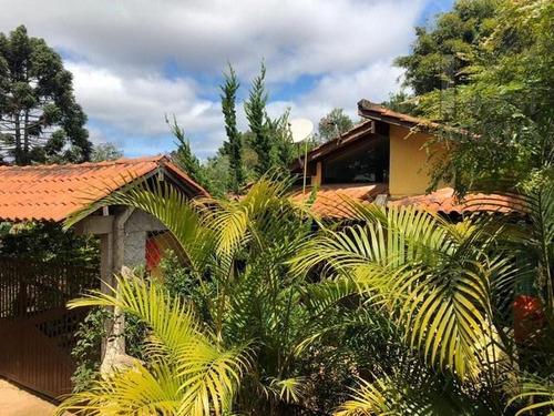 Cod 3600 - Casa Em Caucaia Do Auto  Permuta   - 3600