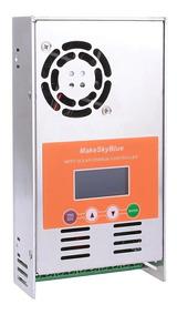 Controlador Solar 12v 24v 36v 48v V117 60a Mppt Envio Rápido